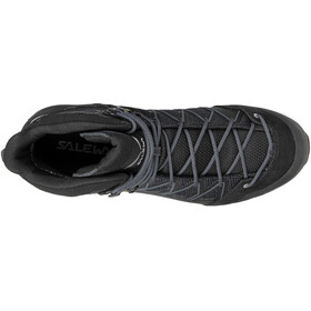 SALEWA MTN Trainer Lite GTX Botas Corte Medio Hombre, black/black